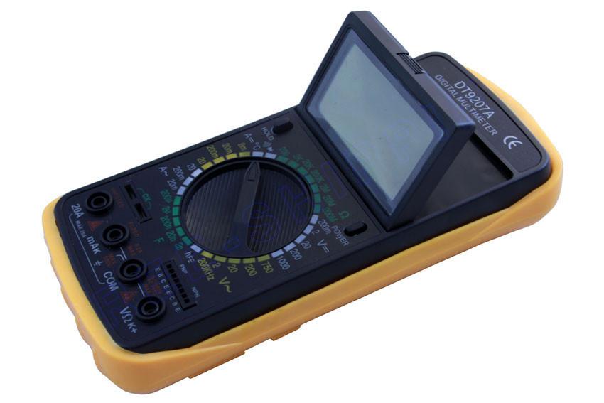 Мультиметр универсальный DT9207A  Digital Tech