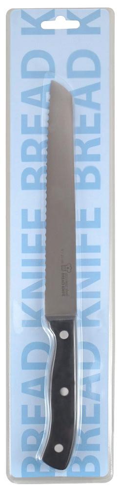 Нож  Aurora для хлеба  днерж. сталь 891