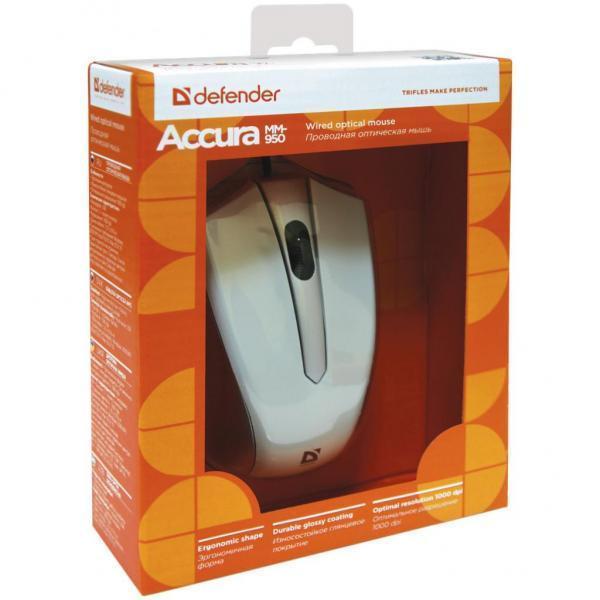 Мышка DEFENDER 950-MM