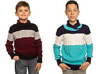 """Детский шерстяной свитер """"Тэйлор"""", для мальчика - оптом"""