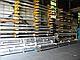 Труба алюминиевая прямоугольная 200х40х3мм сплав 6060, фото 2