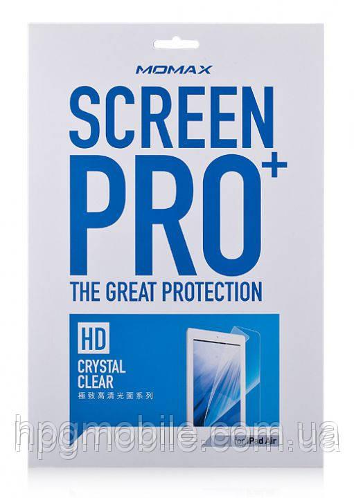 Защитная пленка для iPad Air - Momax Crystal Clear (глянцевая)