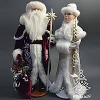 Парочка Дед Мороз и Снегурочка 0455/0559