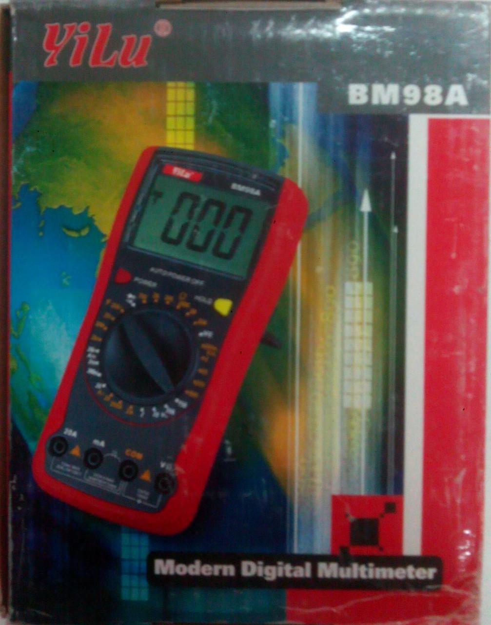 Цифровой мультиметр BM98A