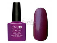 Гель-лак CND Shellac  фиолетовый