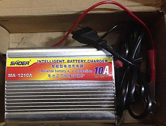 Зарядка для акумулятора UKC MA-1210 10 Ампер