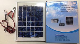 Солнечная панель маленькая 5 W 9 A