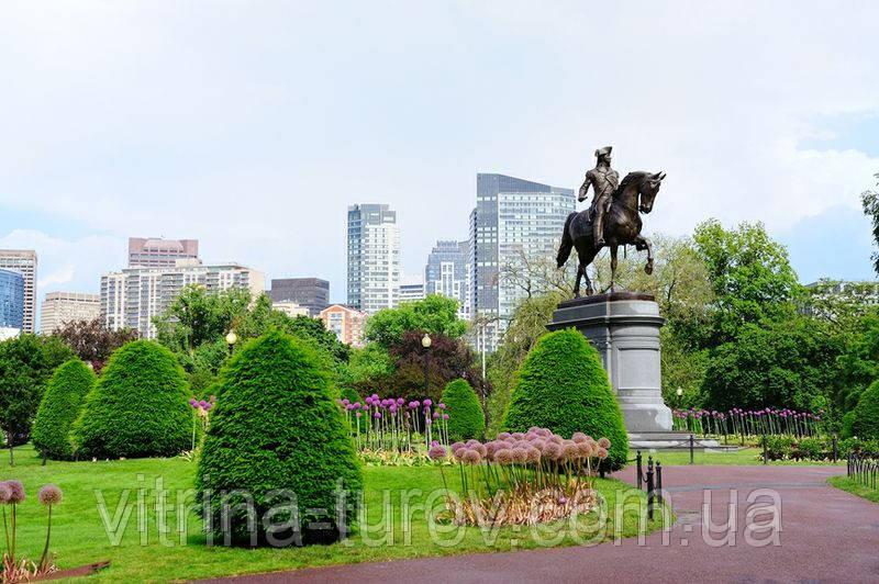 Нью-Йорк, Бостон и Вашингтон 8 дней/7 ночей - экскурсионный тур по США из Днепропетровска