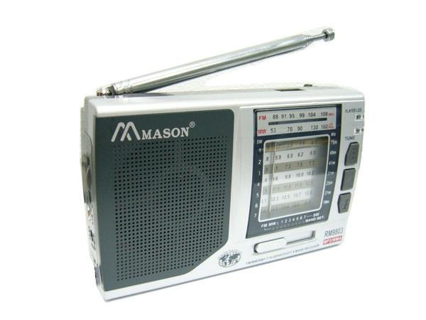 Приемник Mason-9803