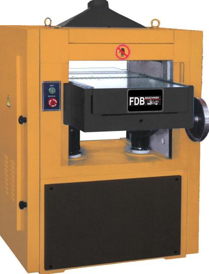Двосторонній рейсмусовий верстат MB 204A FDB Maschinen