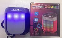 Акустика. Портативная Bluetooth колонка Mobile Speaker WSTER WS-Y92B