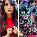Крейда для волосся Hair Chalk 6 кольорів, фото 5