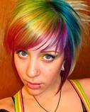 Крейда для волосся Hair Chalk 6 кольорів, фото 6