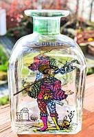 Шикарная коллекционная бутылка,графин,штоф! Италия      xx 73913
