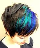 Крейда для волосся Hair Chalk 6 кольорів, фото 8