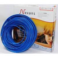 Двожильный нагревательный кабель Nexans   TXLP/2R  1250вт/17