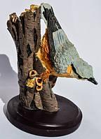 Скульптура,Птица! Композиция Vogelwelt Collection!, фото 1