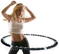 Хулахуп с TV SHOP  Massaging hoop exerciser с Магнитами