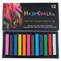 Мелки для волос Hair Chalk 12 цветов