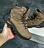 Чоловічі коричневі зимові черевики Timberland, фото 7