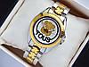 Женские кварцевые наручные часы Tous комбинированного цвета с фирменным логотипом на циферблате
