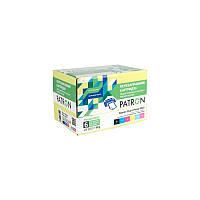 Комплект перезаправляемых картриджей PATRON Epson R200/ 220/ 300/ 320/ 340, RX500/ 600 (PN-048-002)