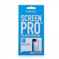 Защитная пленка для iPhone 5C - Momax Anti Glare (матовая) (PGAPIP5C)
