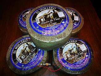 Полутвердый сыр El Hullero Семикурадо (Semiсurado)