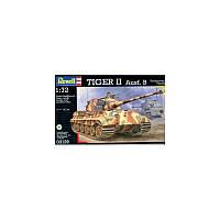 Сборная модель Revell Танк Tiger II Ausf.B (3129)