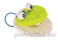 Музыкальный инструмент goki кастаньеты Крокодил 61906G-2