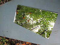 Зеркальная плитка серебро 250*300. зеркальная плитка киев. зеркальная плитка с фацетом. зеркальная