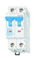 Автоматический выключатель BM 4.5кА 1P + N 32А х-ка C 30 ° С Schrack