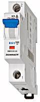 Автоматический выключатель BM 10кА 1P 16А х-ка B 40 ° С Schrack