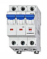 Автоматический выключатель BM 10кА 3P 10A х-ка D 30 ° С Schrack
