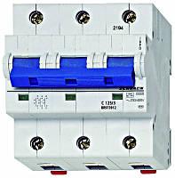 Автоматический выключатель повышенного тока BR 10кА 3P 125А х-ка C Schrack