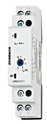 Реле контроля напряжения UR5, 1п.к., 3Р, 16-240В AC / DC, Schrack