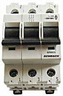 Главный выключатель нагрузки BZ9 3P 125A Schrack