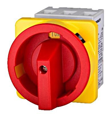 Разъединитель нагрузки 3P 20A 7.5кВт Schrack