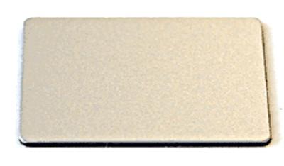 Табличка алюминиевая, чистая, 18х27 мм, Schrack