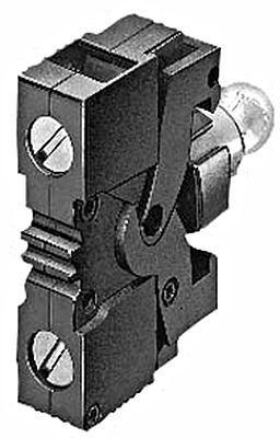 Контактный блок подсветки без лампы Schrack