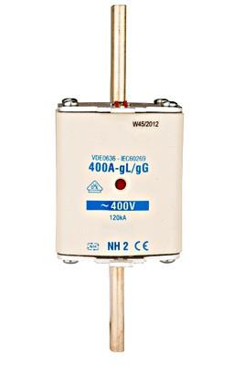Плавка вставка ISP 2-тип 400A Schrack