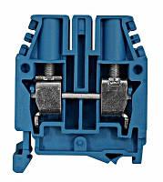 Клемма винтовая CBC.16 синяя 76А 1000В 1,5-25мм ² Schrack