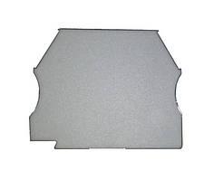 Торцевая секция для клемм 2.5-10мм² типа AVK, серая Schrack