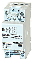 Модульный контактор 25 А, 24В АС, 4 НО Schrack