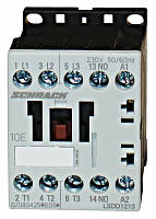Контактор LSDD 3P 12А 5.5кВт 230В / AC3 1но Schrack