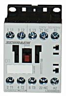 Контактор LSDD 3P 9А 4кВт 230В / AC3 1НЗ Schrack