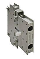 Блок вспомогательных контактов (выключатель) для контакторов бокового монтажа 1НВ + 1НЗ Schrack