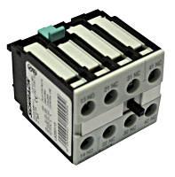 Блок вспомогательных контактов (выключатель) для контакторов LSD0-LSD12 1НВ + 3НЗ, 500В Schrack