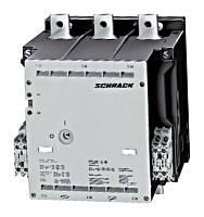 Контактор LSDH 3P 630А 400В / 220-240В / AC3 4НО + 4НЗ Schrack