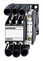 Контактор LA3K 3P 12.5 квар 220-240В 1но Schrack